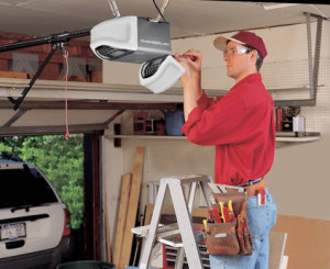 Garage Door Installation La Porte
